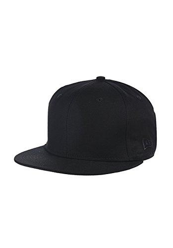 New Era Ne Cotton Snap - Cappello da Uomo, colore Nero, taglia S-M