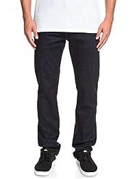 3b4768f9638e Quiksilver Sequel Rinse - Regular Fit Jeans for Men EQYDP03393