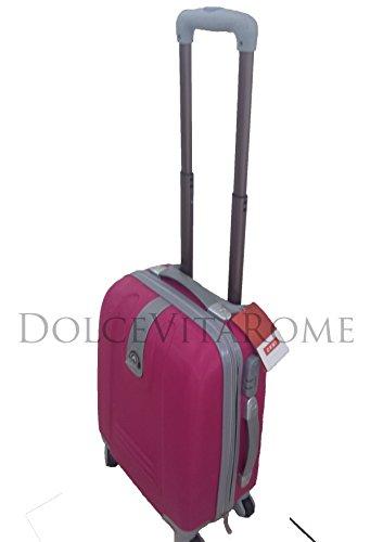 trolley-valigia-bagaglio-a-mano-ryanair-easy-jet-4-ruote-low-cost-fucsia