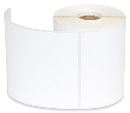 20 Rolls White 4x6 Direct Thermal 250 Labels Per Roll for Zebra Eltron Barcode Shipping Desktop Printers ZP450 LP2844 LP2442 TLP2844 GC420d GC420t GK420d GK420t GX420d by Labels and More