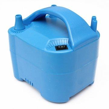 Qualitäts-elektrische zwei Düsen High Power Inflator Pumpe Ballon Blau - Inflator Düse