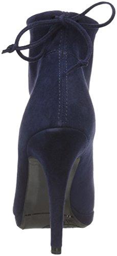 Peter Kaiser Pula, Bottes Classiques femme Bleu - Blau (NOTTE SUEDE 104)