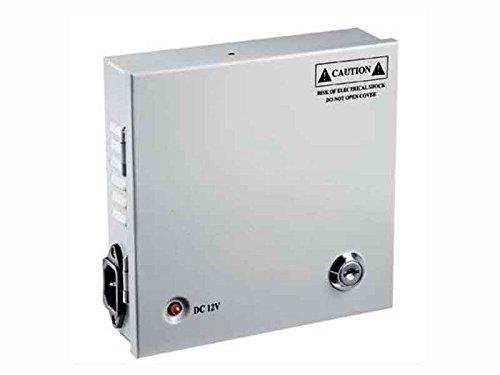 Grothe Multi-Netzgerät NG 1092/804 AP, f. Farbkameras Videoüberwachung CCTV Netzgerät für Unterhaltungselektronik 8021156046744