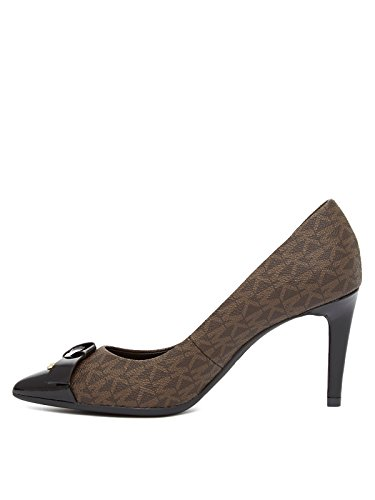 MICHAEL KORS Damen Pump EU 38 / US 7.5 schwarz