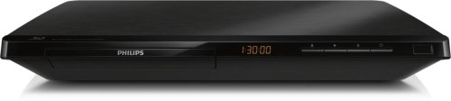 Philips BDP3400 Blu-ray Player - Schwarz