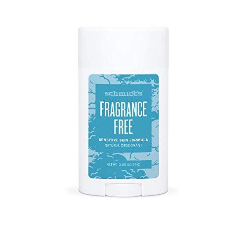 Schmidt's Natural Deostick Sensitiv für empfindliche Haut Fragrance Free ohne Aluminium 75 g 1 Stück