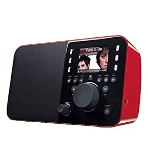 Logitech Squeezebox Radio - Red (B002S534EO) | Amazon price tracker / tracking, Amazon price history charts, Amazon price watches, Amazon price drop alerts