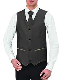 Amazon.it  gilet - Ristorazione   Abbigliamento da lavoro e divise ... 684a20ce8ed