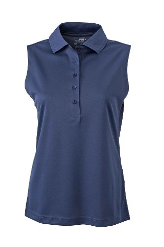 Ladies' Active Polo Sleeveless | navy | M im digatex-package