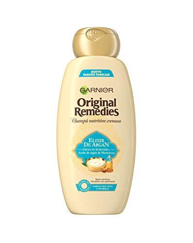 Garnier Original Remedies Shampoo 6 paquetes x 300 ml