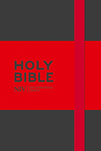 Holy Bible: New International Version (Grey Notebook Bible) por New International Version