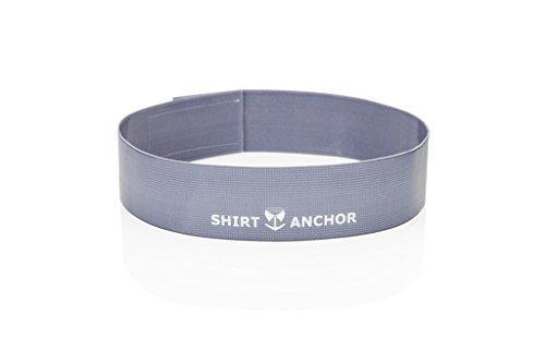 Shirt Anchor - Der Gürtel nur für das Hemd (Hemd-Halter, Shirt Stays) Hält das Hemd in der Hose!
