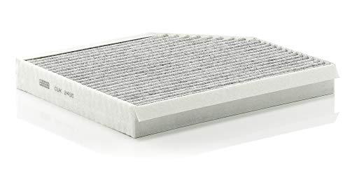 Original MANN-FILTER Innenraumfilter CUK 2450 - Pollenfilter mit Aktivkohle - Für PKW