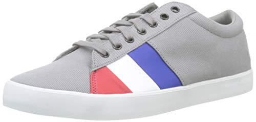 Le Coq Sportif Flag, Sneaker Uomo, Grigio Titanium, 43 EU