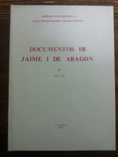 DOCUMENTOS DE JAIME I DE ARAGON - III. 1251 - 1257