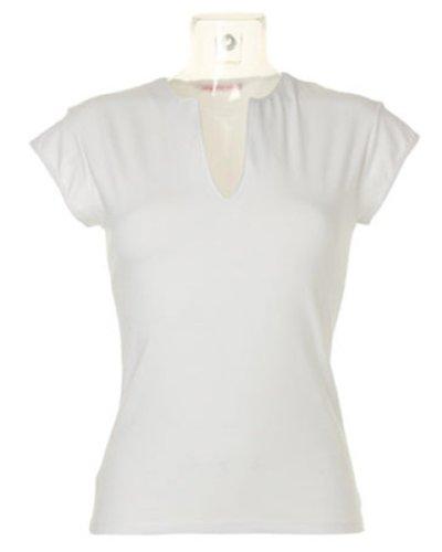 Gamegear–Gamegear Ladies Fitness Top Weiß - Weiß