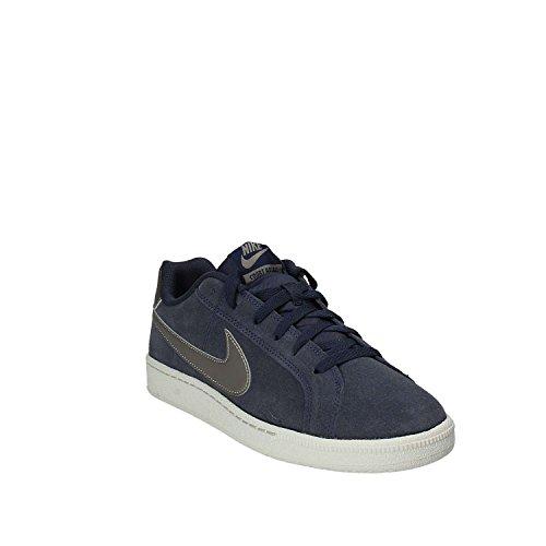 big sale 81202 54bb5 Nike Court Royale Suede, Scarpe da Ginnastica Uomo Blu ...