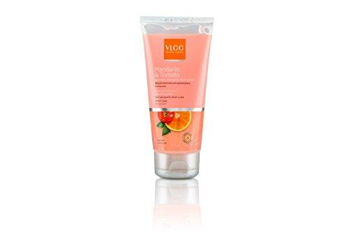 Vlcc Mandarin & Tomato Natürliche Fairness Face Wash für Soft & strahlende Haut 175ml