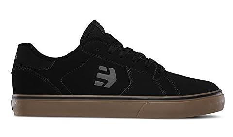 Etnies Men's Fader Ls Vulc Skateboarding Shoes, Black (Black/Gum964), 9 UK 43 EU