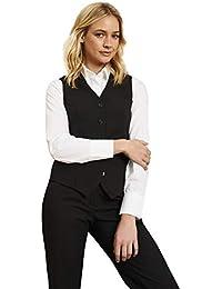 9713c2fa3a2b Simon Jersey Qualitas Female Waistcoat