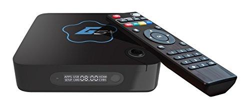 GoStreamer G5  Quad Core 4K Ultra HD Wi-Fi Android TV Box Kodi Media Player