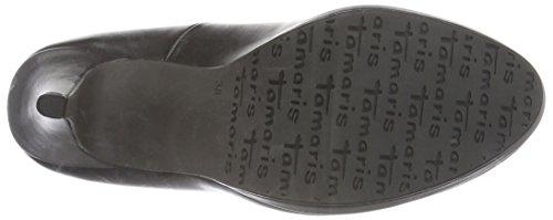 Tamaris 22467, Scarpe con Tacco Donna Nero (BLACK MATT 020)