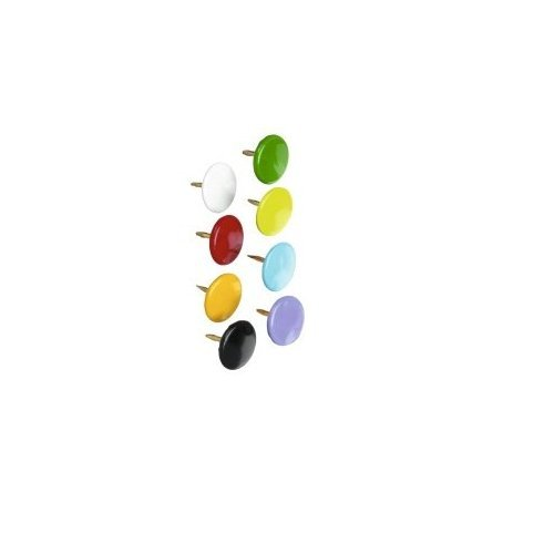 Whitecroft-Essentials-Value-95mm-Drawing-Pin-Assorted-Colour-Pack-of-50