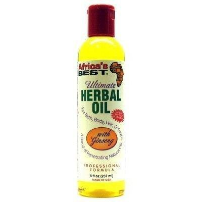 Africa's Best Ultimate Herbal Huile 235 ml