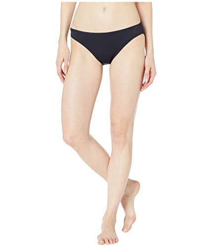 Michael Michael Kors Women's Iconic Solids Logo Ring Peekaboo Bikini Bottoms
