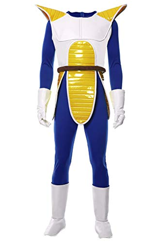 RedJade Dragonball Dragon Ball Z Vegeta Outfit Cosplay Kostüm Herren XXL