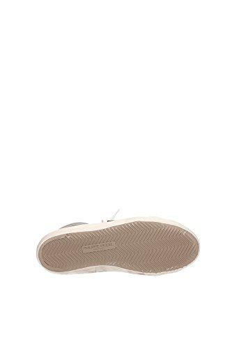 MDHUGS01 Philippe Model Sneakers Homme Cuir Gris Gris