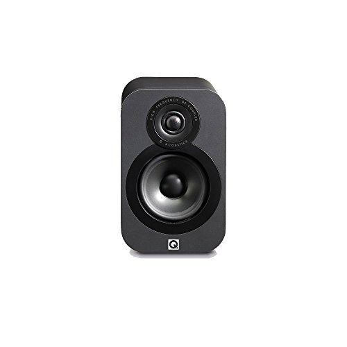 Q Acoustics 3010 Regallautsprecher, walnuss