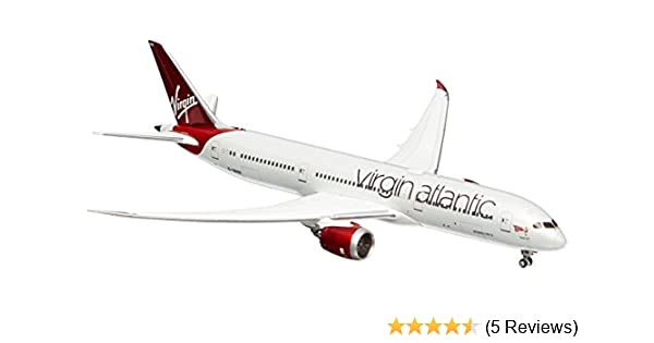 Gemini Jets 1/400 GJVIR1486 Virgin Atlantic Boeing 787-9 Dreamliner - Reg  G-VAHH