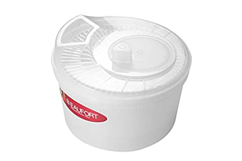 Clear Plastic Salad Spinner