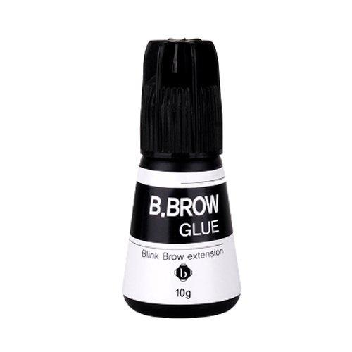Blink B.Brow Glue Faux Cils Extension de Sourcils 10g (Couleur:Noir)