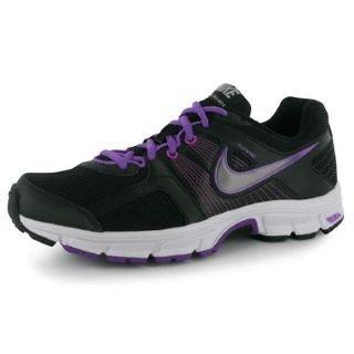 Nike, Sneaker donna Nero nero bel grigio