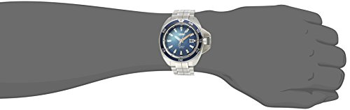 6a02e864066 Citizen Men s NB1031-53L Grand Touring Analog Display Automatic Self Wind  Silver Watch