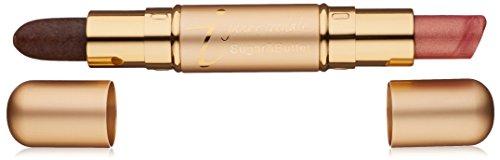 Jane Iredale Lip exfoliator and plumper Sugar&Butter 3g (Cranberry-und Traubenkernextrakt)
