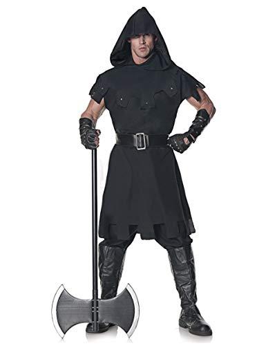 chter Kostüm XL für Halloween & Mittelalterfeste XXL ()