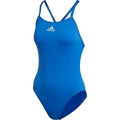 Adidas Perf Swim Inf+ Traje de Baño, Mujer, Azul Blue/Glow Blue, 36