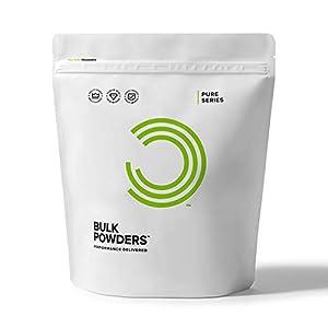 BULK POWDERS L-Glutamin Pulver, Apfel und Limette, 500 g