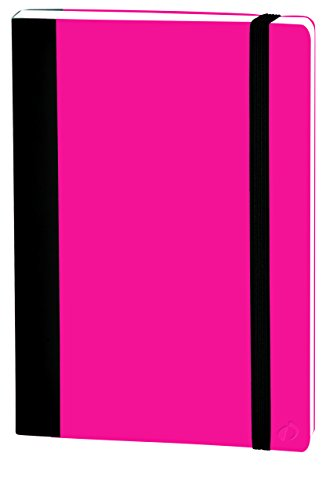 Quo Vadis Soft&Color WEEKLY SMALL avec élastique Agenda civil Semainier 10x15cm Rose Année 2018