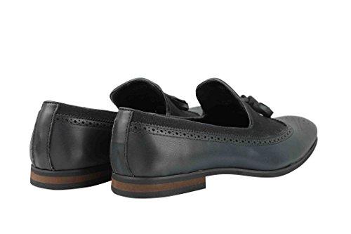 Xposed - Pantofole uomo Black