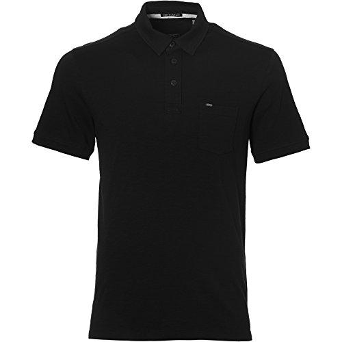 O'Neill Herren Jack's Base Polo Streetwear Shirt & Bluse, Black Out, L
