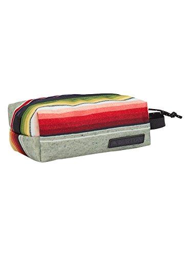 Burton accessory, astuccio unisex – adulto, bright sinola stripe, taglia unica