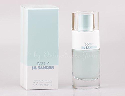 Jil Sander Jil sander softly femmewoman eau de toilette spray 1er pack 1 x 80 ml