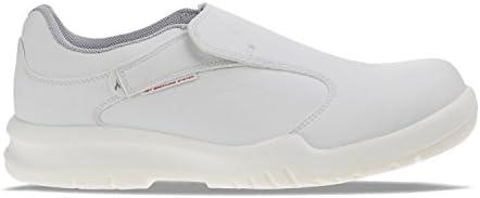 Diadora - Calzado de protección para hombre, color Blanco, talla 43