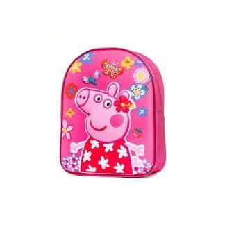 Mochila Peppa Pig EVA Rosa