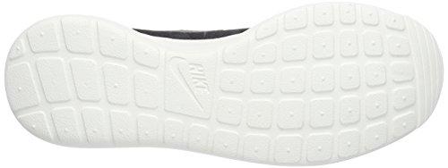 Nike Rosche Run Damen Sneakers Schwarz (010 BLACK/ANTHRACITE-SAIL)