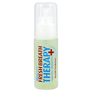 Aloe Dent Fresh Breath Spray 30ml (Pack of 3)